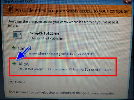 Windows User Accont Message E Dialog