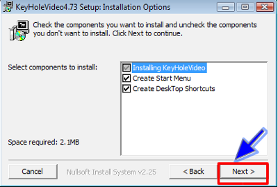 KeyHoleVideo Installer No3 E